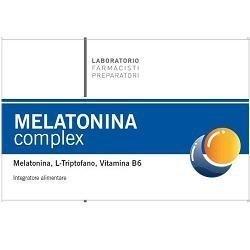 melatonina-triptofano-b6-complex-compresse