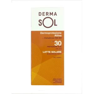 DERMASOL-LATTE-SOLARE-DERMOPROTEZIONE-ATTIVA-SPF-30